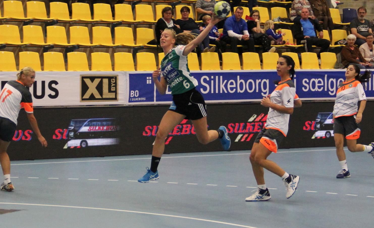 Silkeborg-Voel hev sejren hjem til sidst