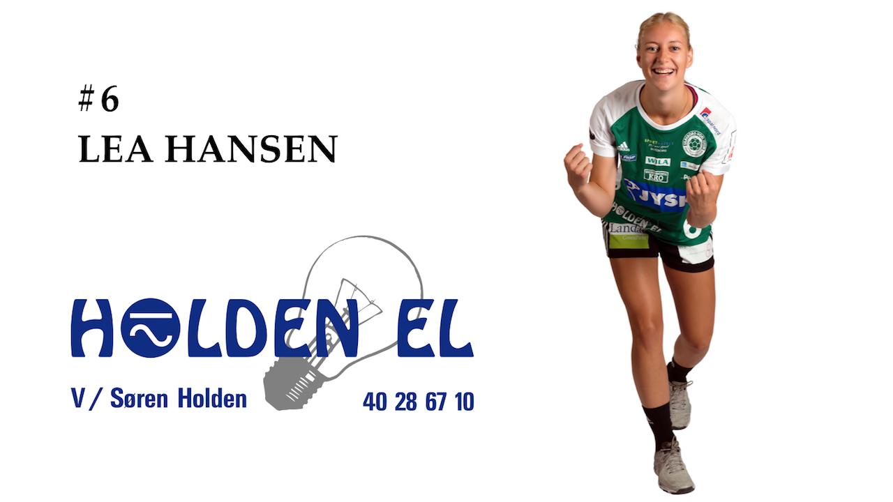 6 Lea Hansen