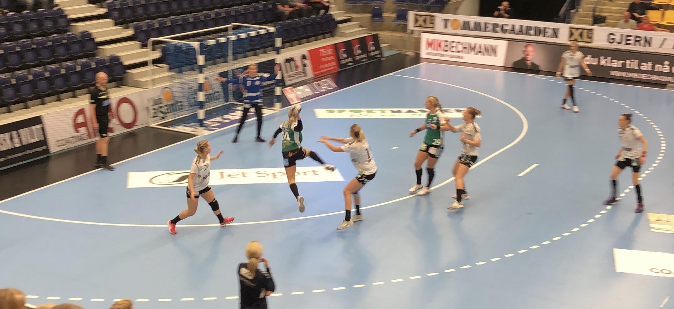 Silkeborg-Voel gav Esbjerg sæsonens første pointtab