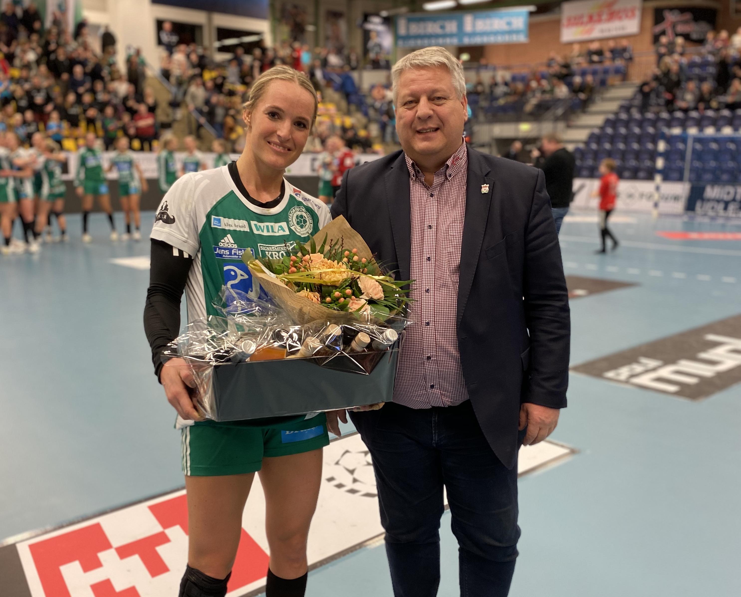Silkeborg-Voel er sikker på slutspillet