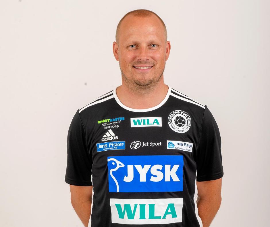 Trænerportræt: Jakob Andreasen – klar til en ny og udfordrende sæson med Silkeborg-Voel