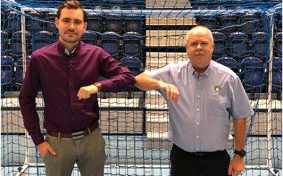 Dansk Løn Service og Silkeborg-Voel KFUM indgår lønsomt samarbejde.