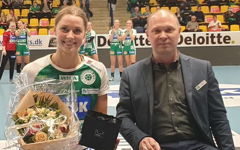 Anna Lillesø - Kampens spiller