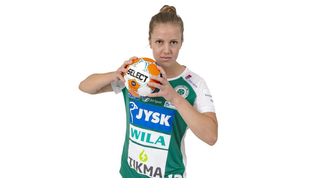 Stregspiller Mathilde Kristensen bliver i SVK