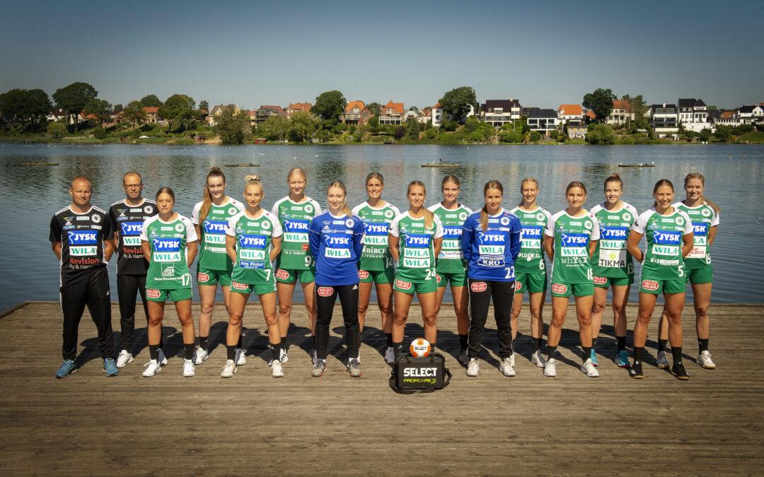 Kampprogram Silkeborg-Voel vs. Aarhus United