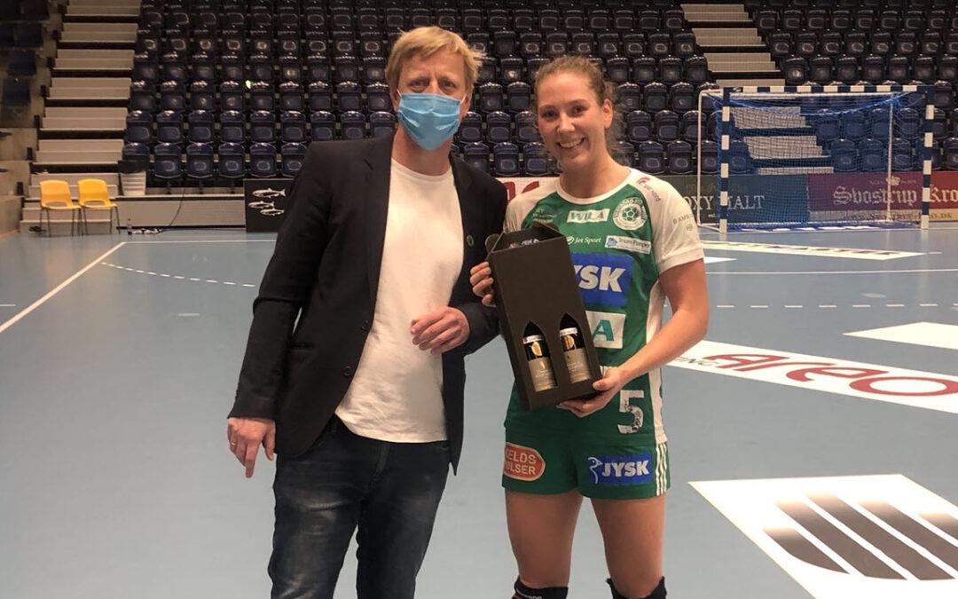 Silkeborg-Voel sled sig til vigtig sejr