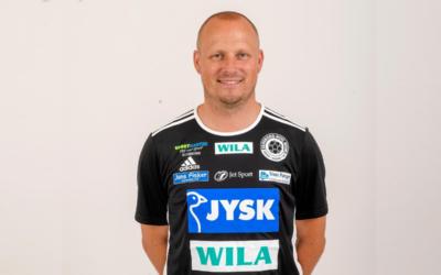 INTERVIEW MED CHEFTRÆNEREN!