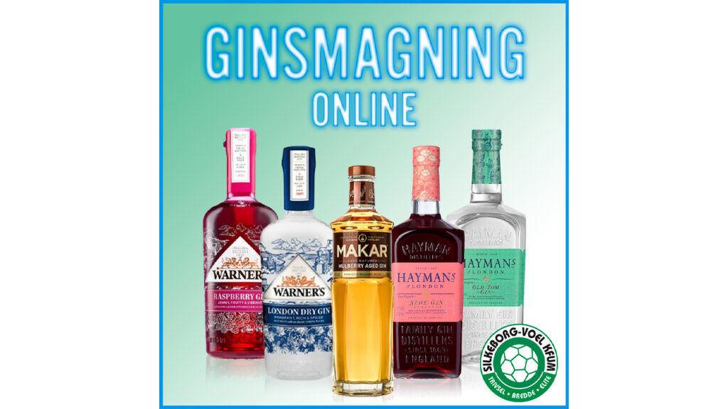 Ginsmagning online - Silkeborg Voel