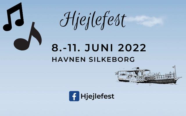 Hjejlefest udsættes til juni 2022