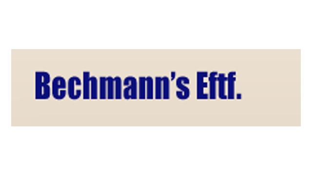 Bechmann's Eftf.
