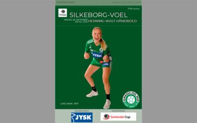 Kampprogram 28. september mod Herning-Ikast Håndbold