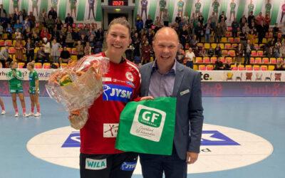 Silkeborg-Voel KFUM tilbage på sejrssporet