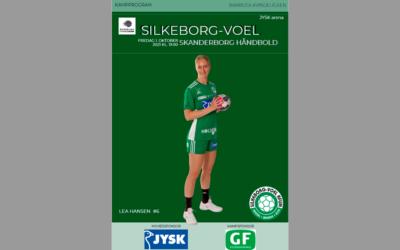 Kampprogram 1. oktober mod Skanderborg Håndbold