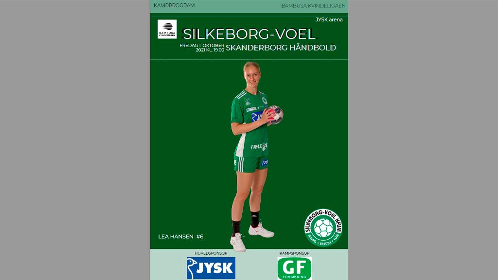 Kampprogram Skanderborg Håndbold